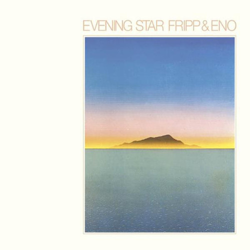 Brian Eno - Robert Fripp Evening Star (LP)