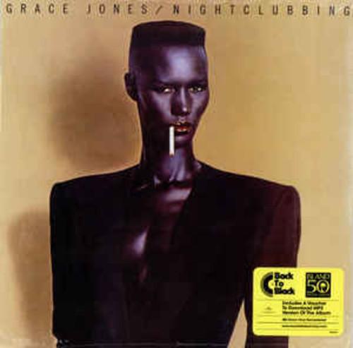 Grace Jones Nightclubbing (VINYL LP)