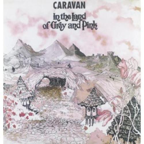 Caravan - The Land of the Grey + Pink (LP)