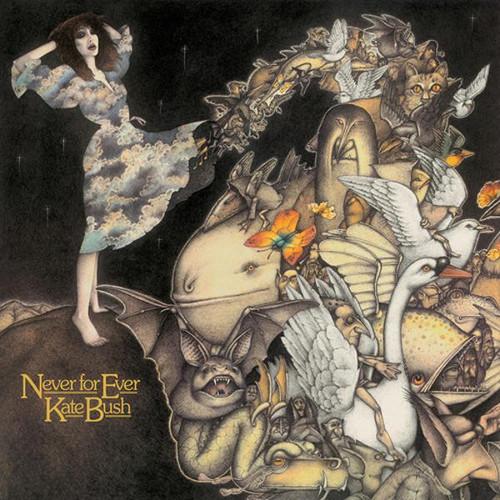 Kate Bush - Never For Ever (VINYL LP)