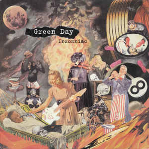Green Day - Insomniac (VINYL LP)