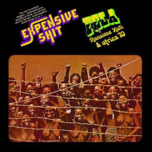 Fela Ransome Kuti & Africa 70 – Expensive Shit (LP)