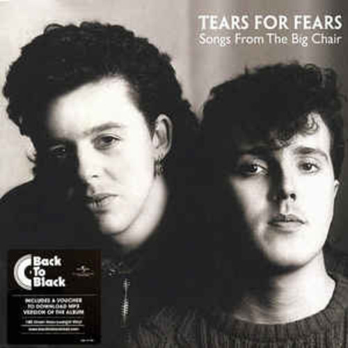 Tears for Fears - Songs from the Big Chair (VINYL LP)