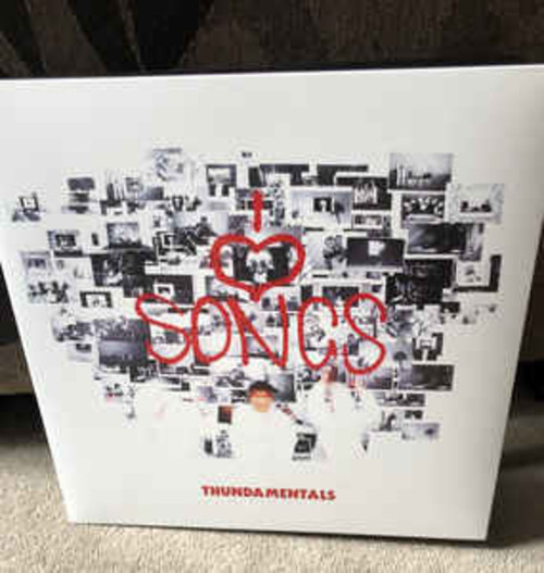 Thundamentals - I Love Songs (VINYL LP)