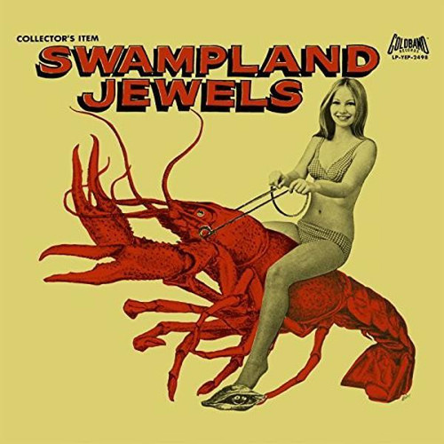 Various - Swampland Jewels (VINYL LP)