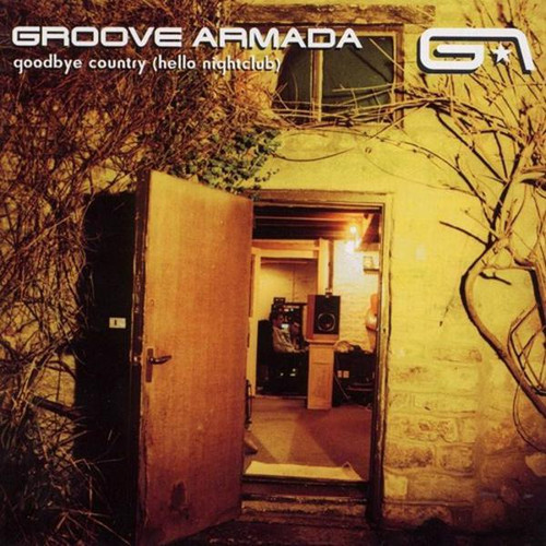 Groove Armada - Goodbye Country (VINYL LP)