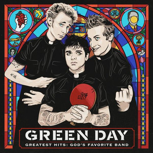 Green Day Gods Favourite Customer