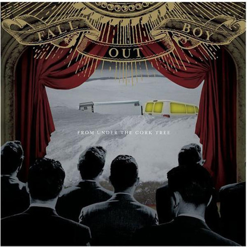 Fall Out Boy - From Under the Cork Tree (VINYL LP)