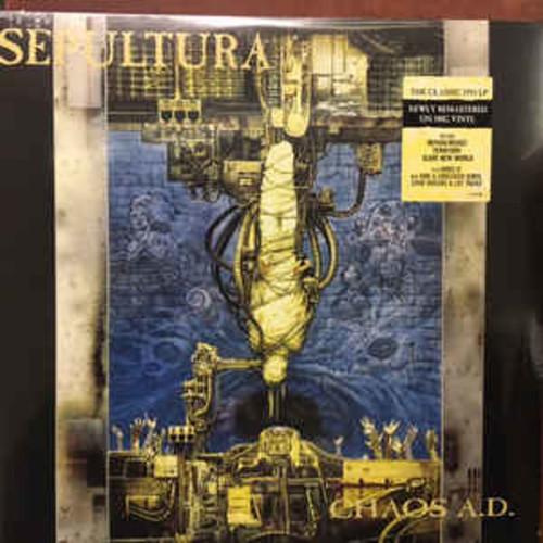 Sepultura - Chaos AD (VINYL LP)