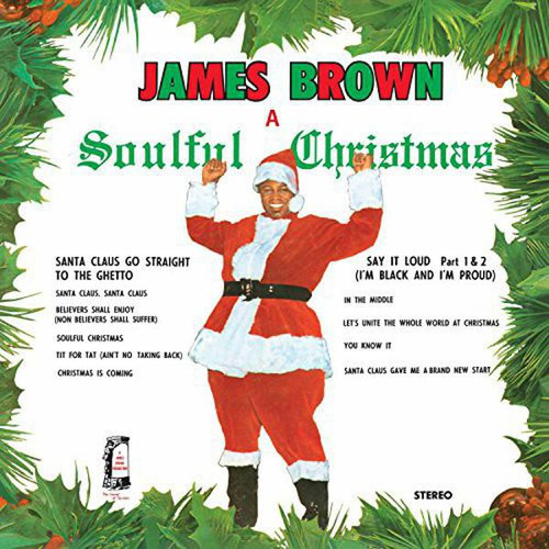 James Brown - A Soulful Christmas (VINYL LP)