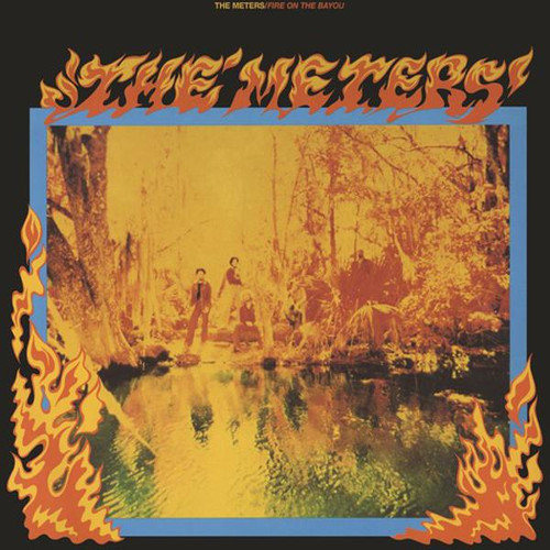 The Meters ‎– Fire On The Bayou (VINYL LP)