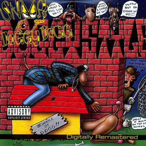 Snoop Doggy Dogg - Doggy Style (VINYL LP)