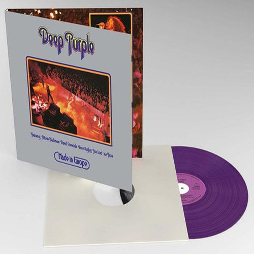 Deep Purple - Made in Europe (VINYL LP)