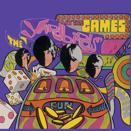 The Yardbirds - Little Games (VINYL LP)