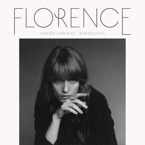 Florence + The Machine ‎– How Big, How Blue, How Beautiful (VINYL LP)