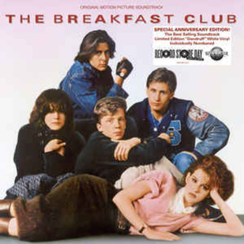 The Breakfast Club (Original Motion Picture Soundtrack) (VINYL LP)