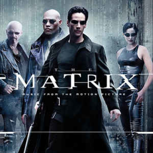 The Matrix (Music From The Motion Picture) (VINYL LP)
