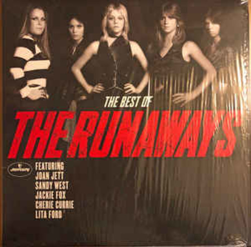 The Runaways - Best Of (VINYL LP)