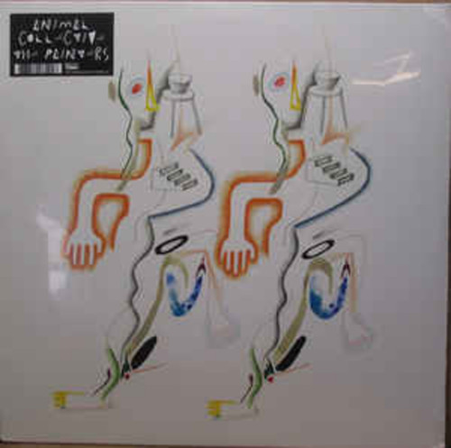 Animal Collective - The Painters (LP)