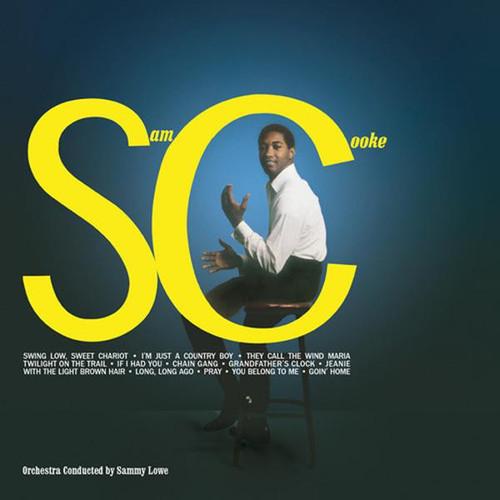 Sam Cooke - Sam Cooke (VINYL LP)