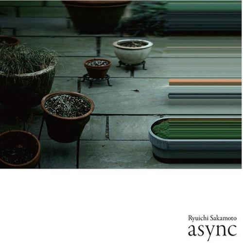 Ryuichi Sakamoto - Async (VINYL LP)