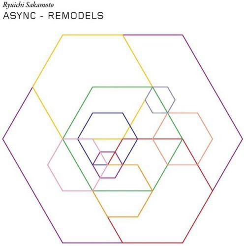 Ryuichi Sakamoto - Async Remodels (VINYL LP)
