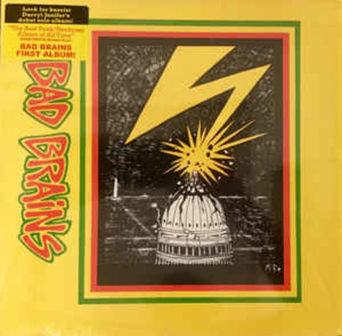 Bad Brains - Bad Brains (LP)