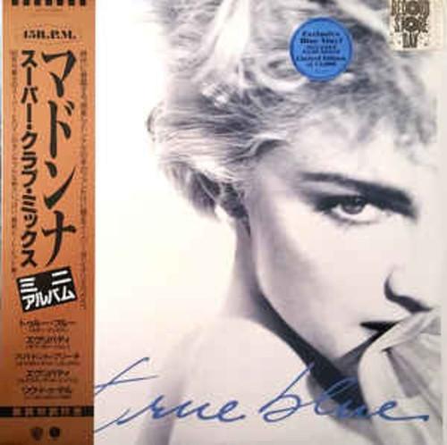 Madonna - True Blue Super Club Mix (VINYL LP)