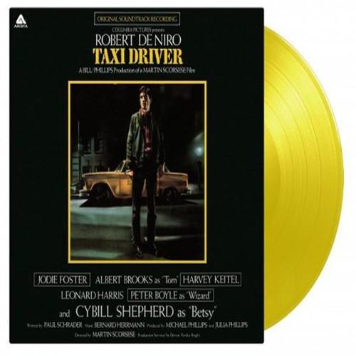 Taxi Driver (Original Soundtrack Recording) Bernard Herrmann (VINYL LP)