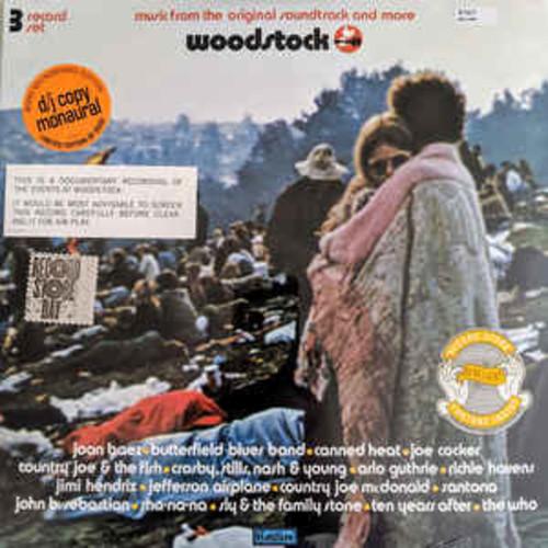 Various - Woodstock Volume 1 (VINYL LP)