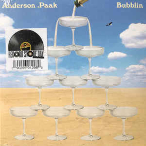 """Anderson Paak - Bubblin 7"""" (LP)"""