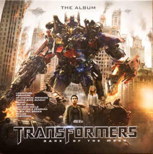 Dark Of The Moon (The Album) Transformers (VINYL LP)