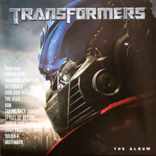 Transformers (The Album) (VINYL LP)