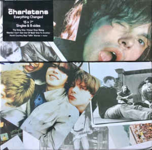 The Charlatans - Everything Changed (VINYL LP)
