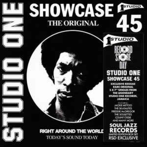 Soul Jazz Records Presents Studio One Showcase 45 (VINYL LP)