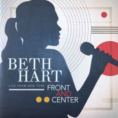 Beth Hart - Front and Centre Live (LP)