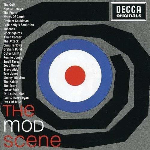 Various - The Mod Scene (VINYL LP)