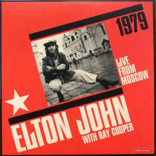 Elton John - Live From Moscow (VINYL LP)