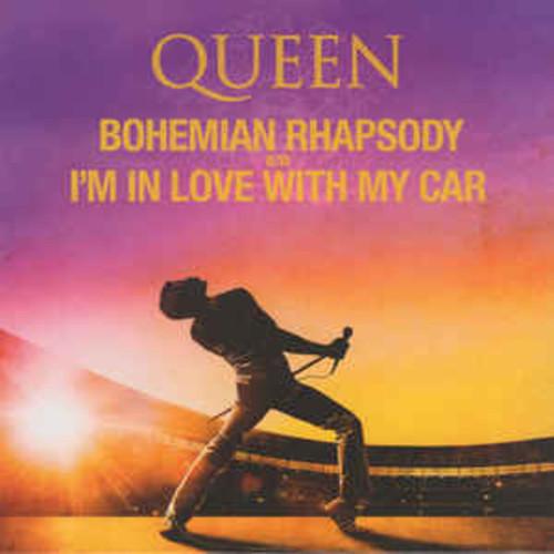 Queen – Bohemian Rhapsody / I'm In Love With My Car (VINYL LP)