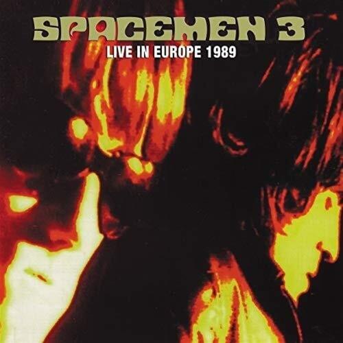 Spacemen 3 – Live In Europe 1989 (LP)