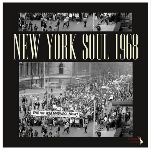 Various - New York Soul 1968 (VINYL LP)
