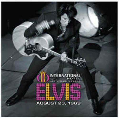 Elvis Presley – Elvis International Hotel Las Vegas, Nevada August 26, 1969 (VINYL LP)