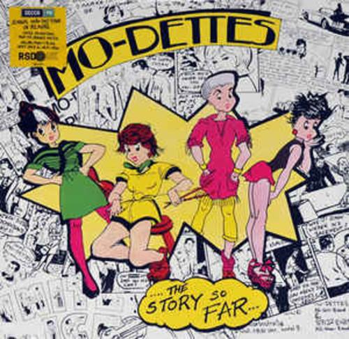 Mo-Dettes - The Story So Far (VINYL LP)