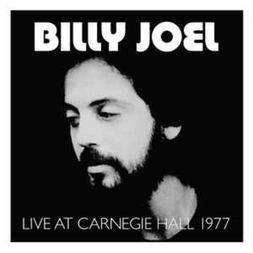 Billy Joel - Live At Carnegie Hall (LP)