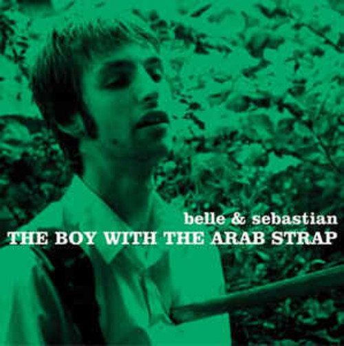 Belle + Sebastian - The Boy with the Arab Strap (LP)