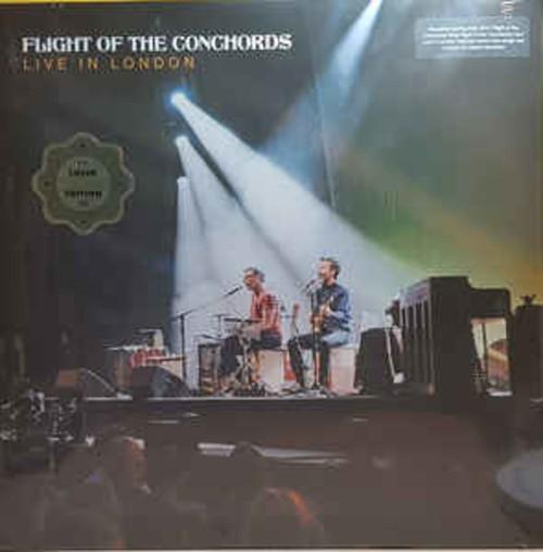 Flight Of The Conchords Live In London (VINYL LP)