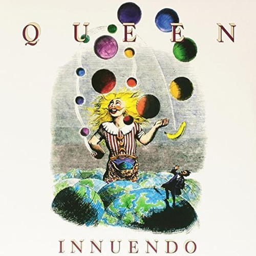 Queen - Innuendo (VINYL LP)