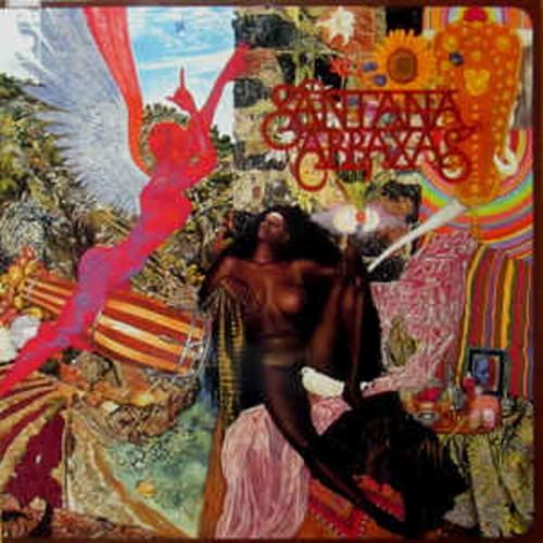 SANTANA - Abraxas (VINYL LP)