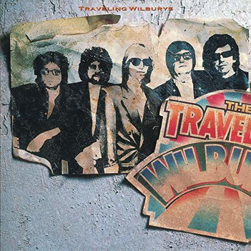 The Traveling Wilburys Picture Disc (VINYL LP)