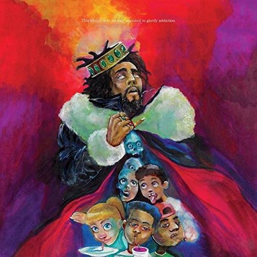 J. Cole - KOD (VINYL LP)